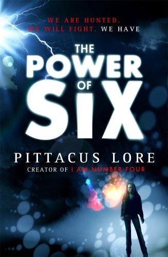 review  the power of six  lorien legacies book 2   u2013 sci