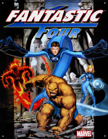 Fantastic Comic Books on Marvel Ous News From Fox On Fantastic Four    Sci Fi Bulletin