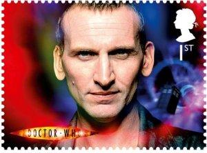 Eccleston stamp