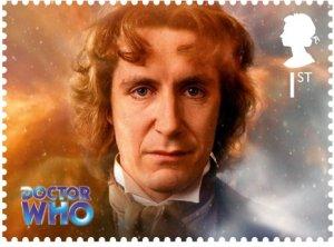 McGann stamp