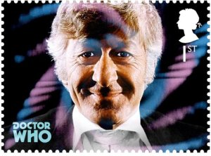Pertwee stamp