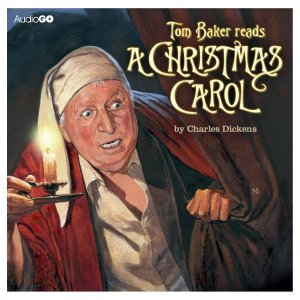 Tom Baker christmas carol