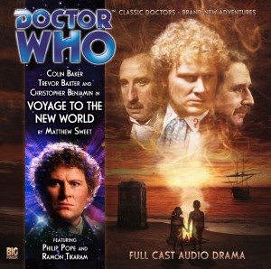 Voyage to the New World cover