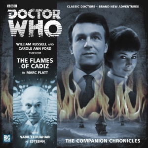 The Flames of Cadiz cover