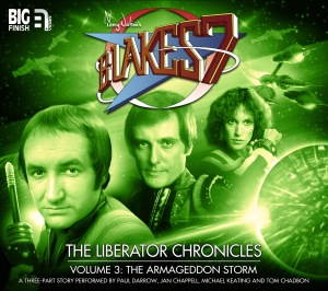 Blake's 7 The Liberator Chronicles Volume 3 cover