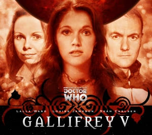 Gallifrey V cover