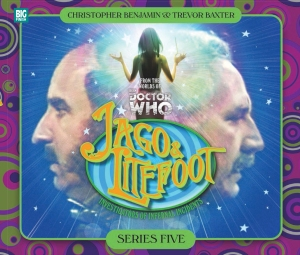 Jago & Litefoot Series Five cover