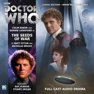 Seeds of War, The cover