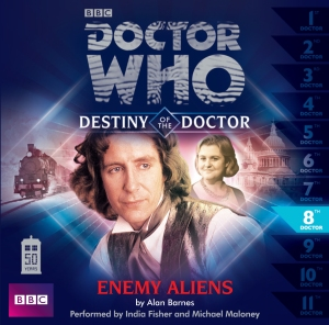 Enemy Aliens cover