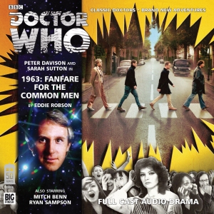 1963 Fanfare for the Common Men cover