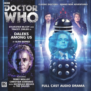 Daleks Among Us cover
