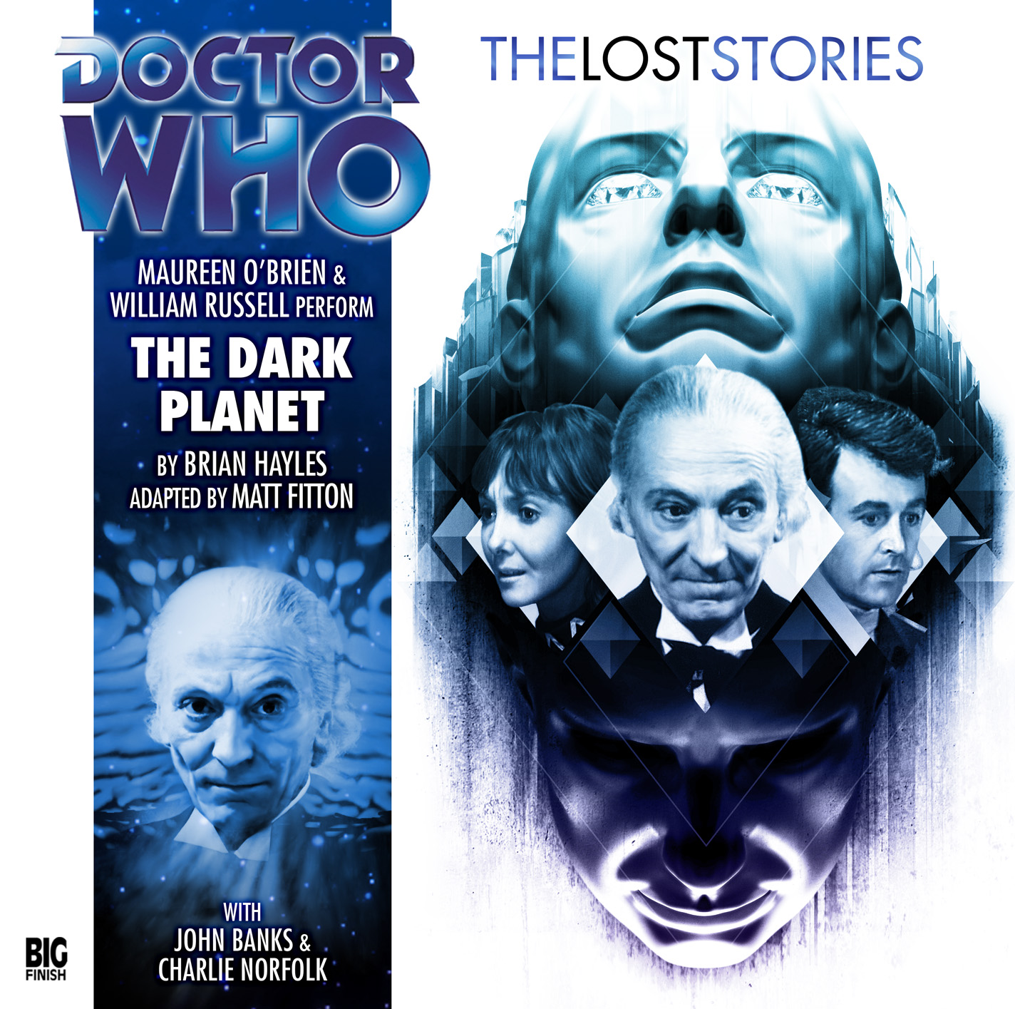 Review Doctor Who Big Finish Audio The Lost Stories 4 1