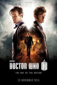 Day of Doctor poster