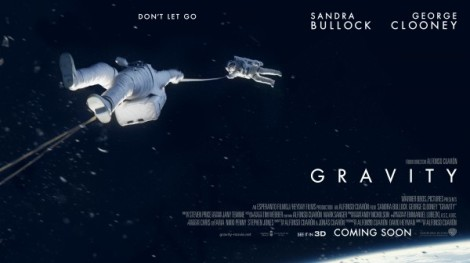 Gravity exerts huge Oscar pull