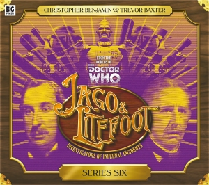Jago & Litefoot - Series Six cover