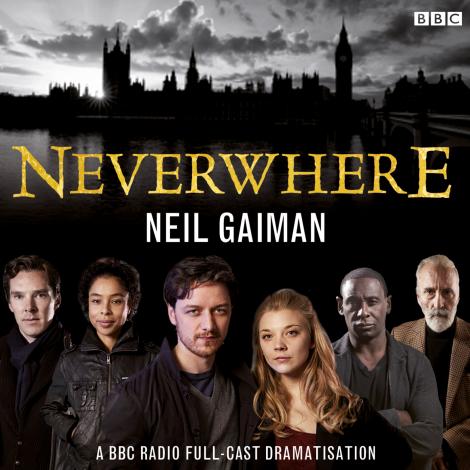 Neil Gaiman wins special Audio DramaAward