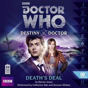 Death's Deal cover