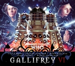 Gallifrey VI cover