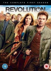 Revolution s1 DVD