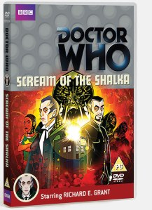 Shalka DVD