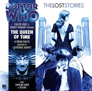 Queen of Time, The cover