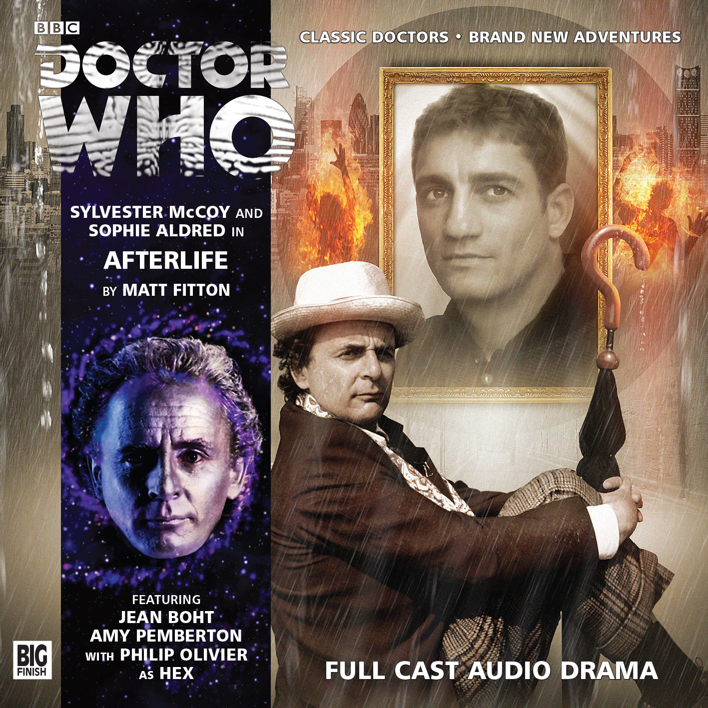 Review: Doctor Who: Big Finish Audio 181: Afterlife – Sci-Fi