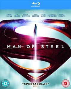 Man of Steel BR