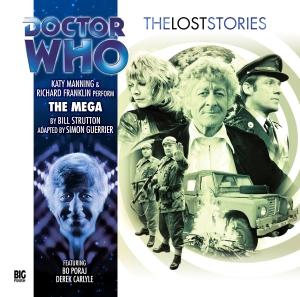 Mega, The cover