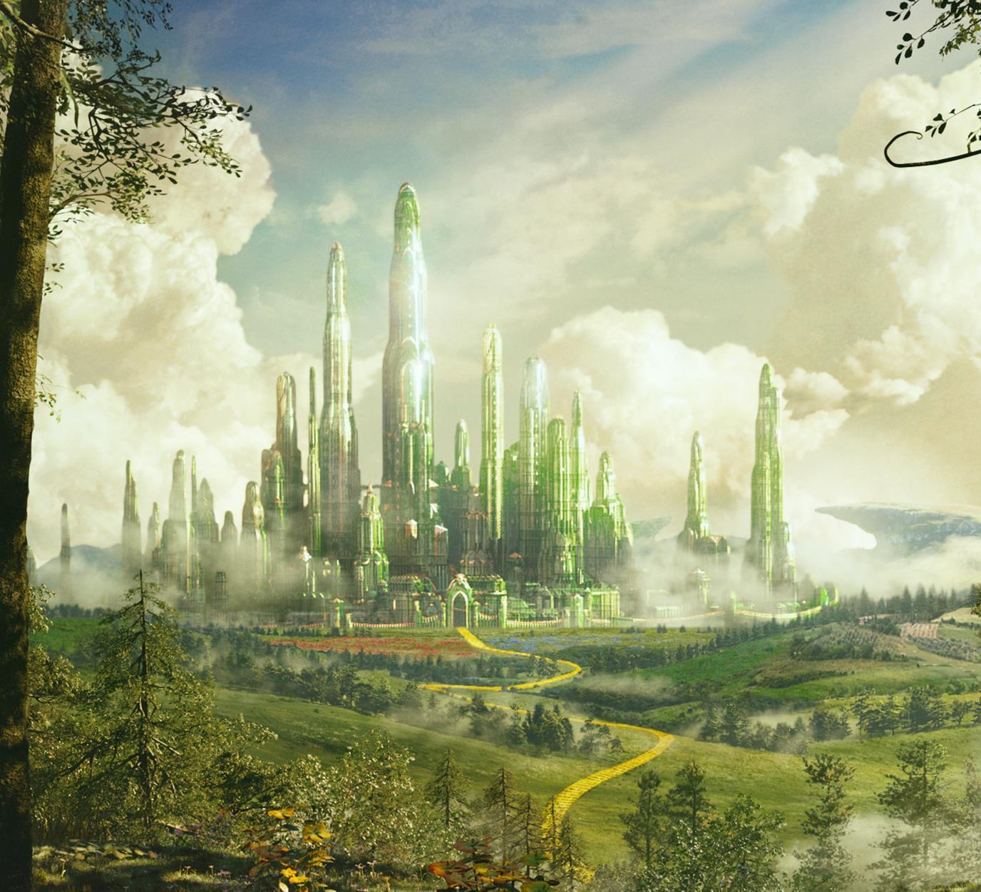 Emerald City  Oz Wiki  FANDOM powered by Wikia