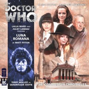 Luna Romana cover