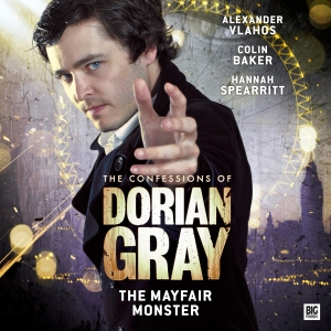 Mayfair Monster, The cover