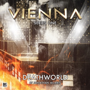 Deathworld cover