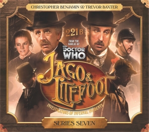 Jago & Litefoot - Series Seven cover
