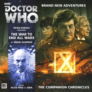 War To End All Wars, The cover