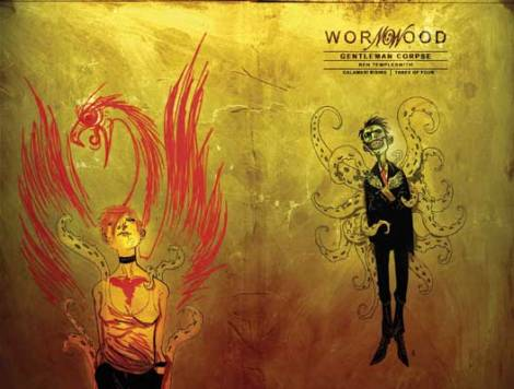 IDW preparing animated Wormwood series