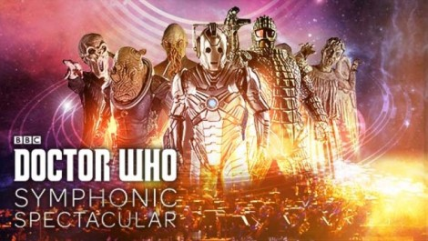 Tickets on sale Friday for Doctor Who Symphonic Spectacular