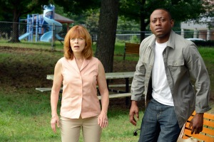 FRANCES FISHER, OMAR EPPS