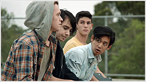 Nowhere Boys 2