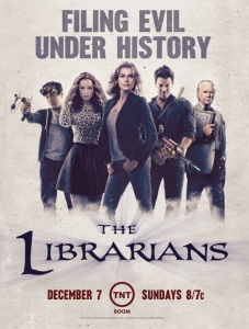 Librarians poster