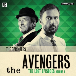 The Avengers (Steed & Keel) Lost Episodes Vol 1-4 - Big Finish