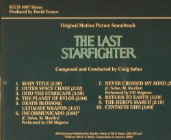 Starfighter original back