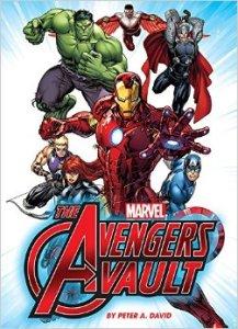 Avengers vault