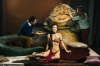 Tussauds unveil Leia and Jabba –reunited!