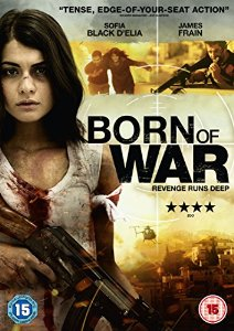 Born of War cover