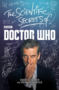 The Scientific Secrets of Doctor Who (front)