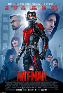 Ant Man poser