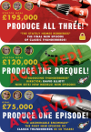 Thunderbirds 1965 Kickstarter aims for all 3 episodes