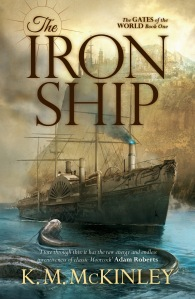 The Iron Ship cover