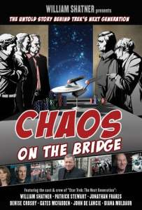 Chaos on bridge