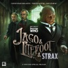 Jago and Litefoot… and Strax?!